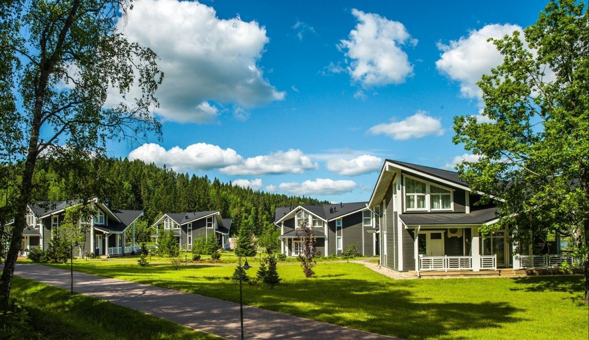 Парк-отель «Дача Винтера» Республика Карелия, фото 1