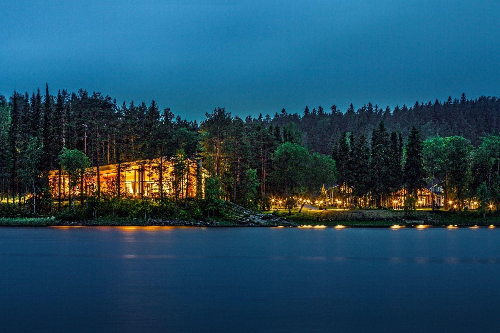 Парк-отель «Дача Винтера» Республика Карелия, фото 10