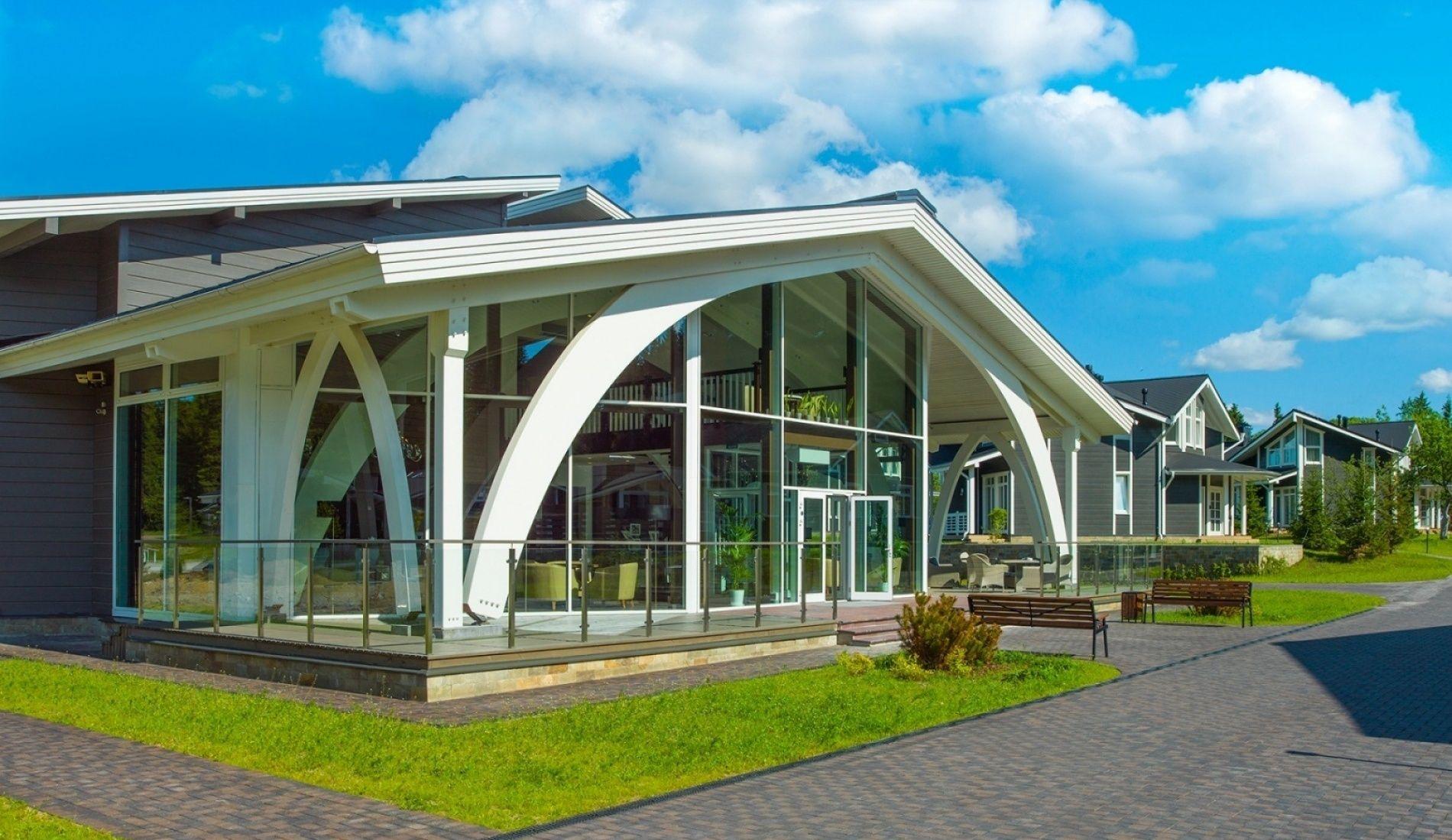 Парк-отель «Дача Винтера» Республика Карелия, фото 4