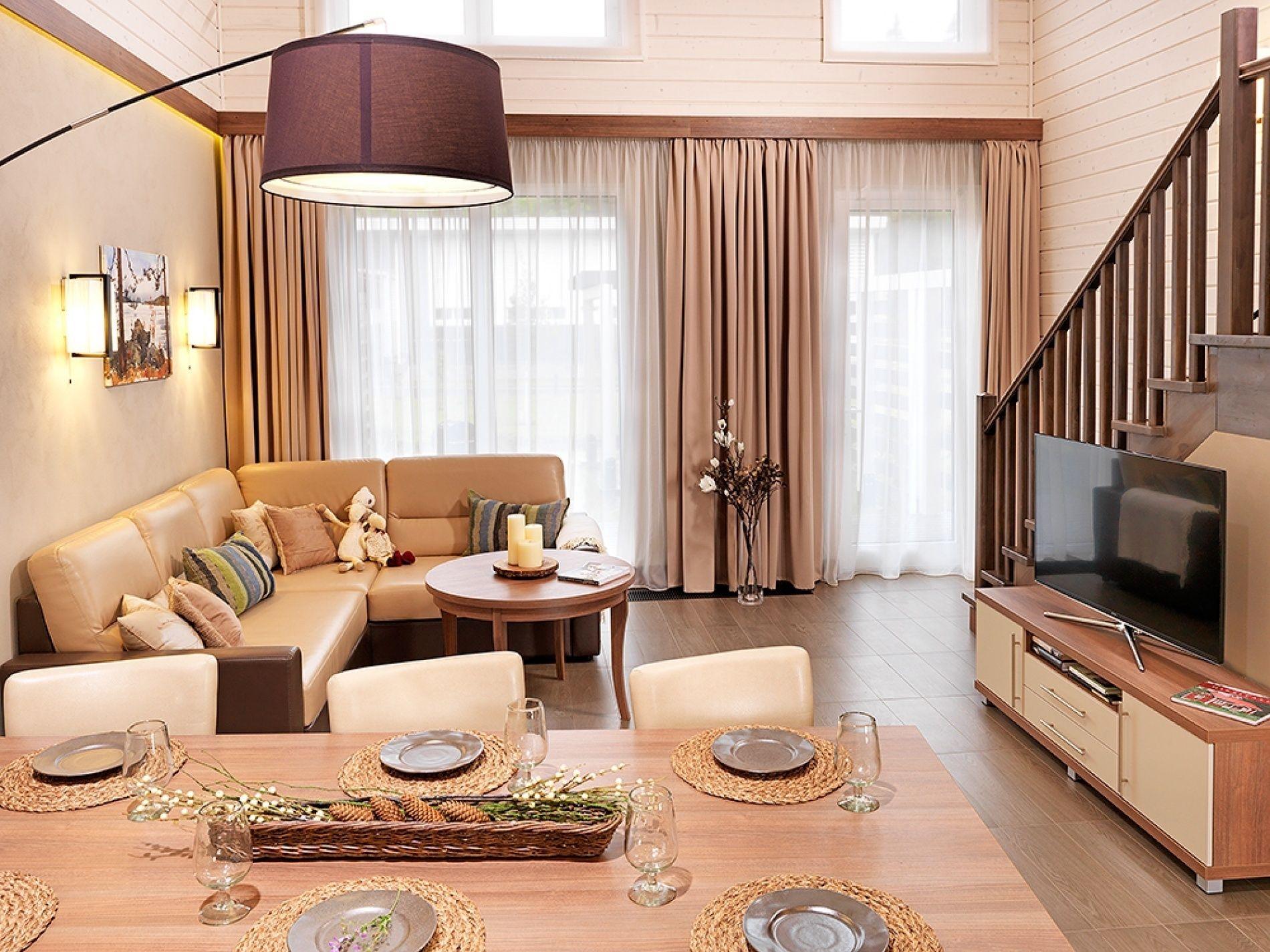 Парк-отель «Дача Винтера» Республика Карелия Таунхаус, фото 2