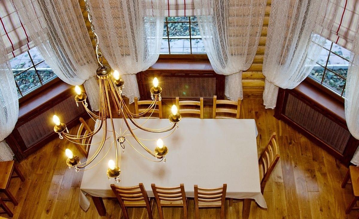 База отдыха «Лесные пруды» Московская область Двухэтажный 4-местный коттедж VIP, фото 9