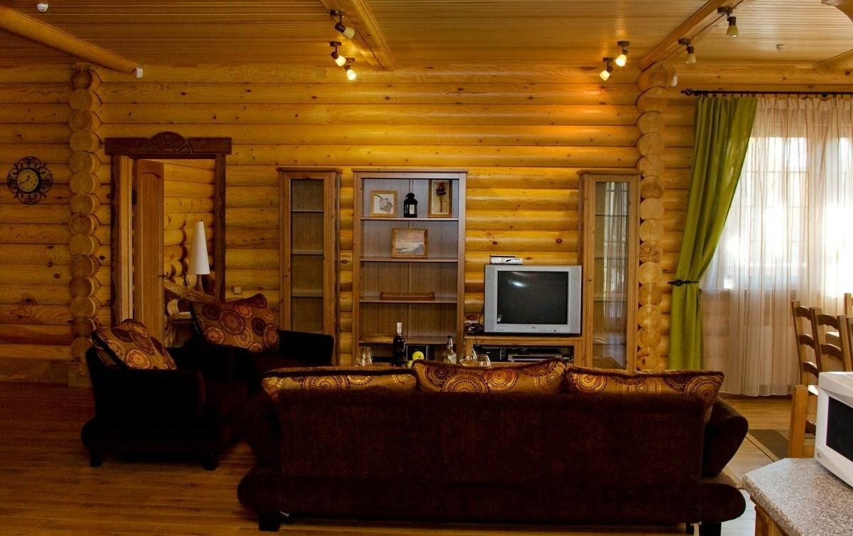 База отдыха «Лесные пруды» Московская область Трехуровневневый коттедж 12-местный, фото 7