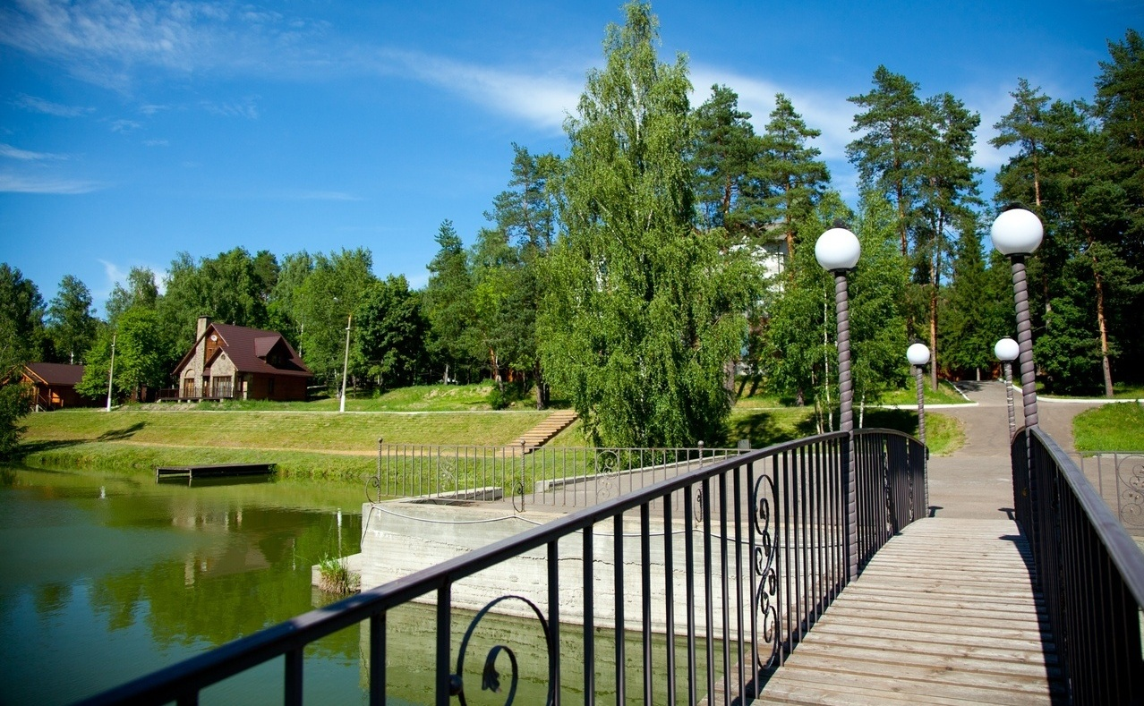 База отдыха «Лесные пруды» Московская область, фото 17