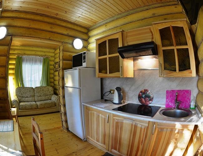 База отдыха «Лесные пруды» Московская область Двухэтажный 2-местный коттедж VIP, фото 3