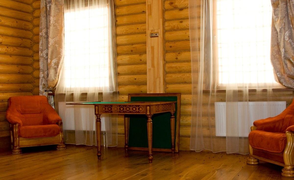База отдыха «Лесные пруды» Московская область Двухэтажный 4-местный коттедж VIP, фото 4