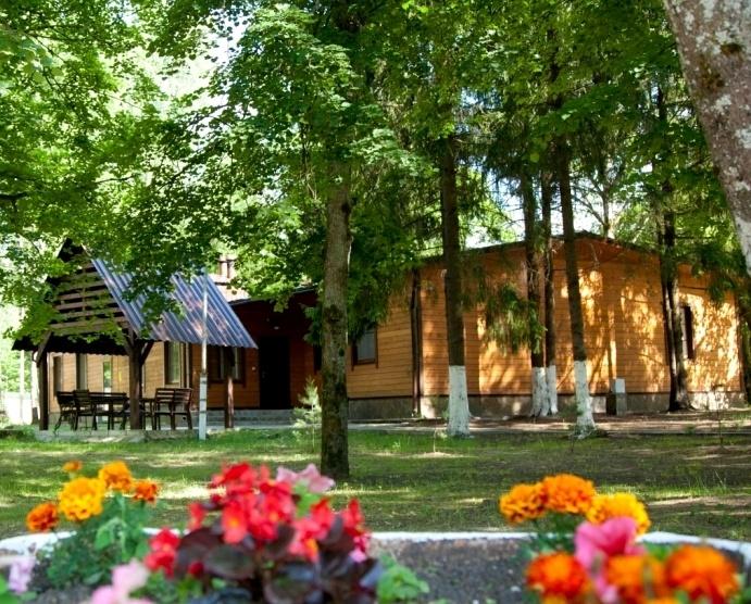 База отдыха «Лесные пруды» Московская область Одноэтажный 12-местный коттедж, фото 1