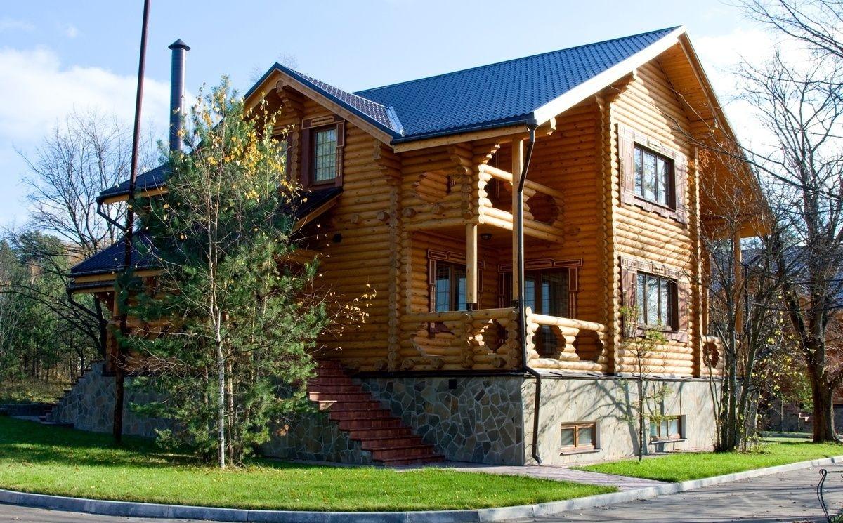 База отдыха «Лесные пруды» Московская область Трехуровневневый коттедж 12-местный, фото 1