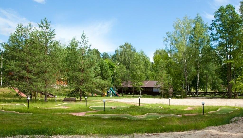 База отдыха «Лесные пруды» Московская область, фото 14