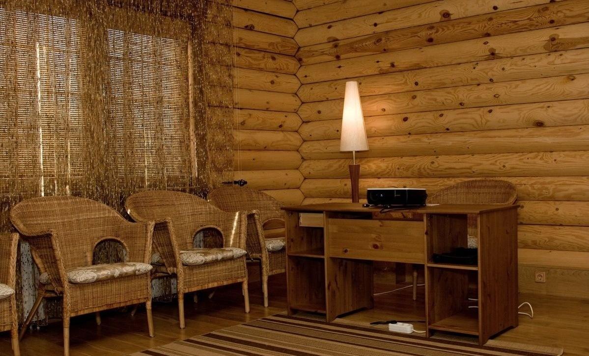 База отдыха «Лесные пруды» Московская область Трехуровневневый коттедж 12-местный, фото 10