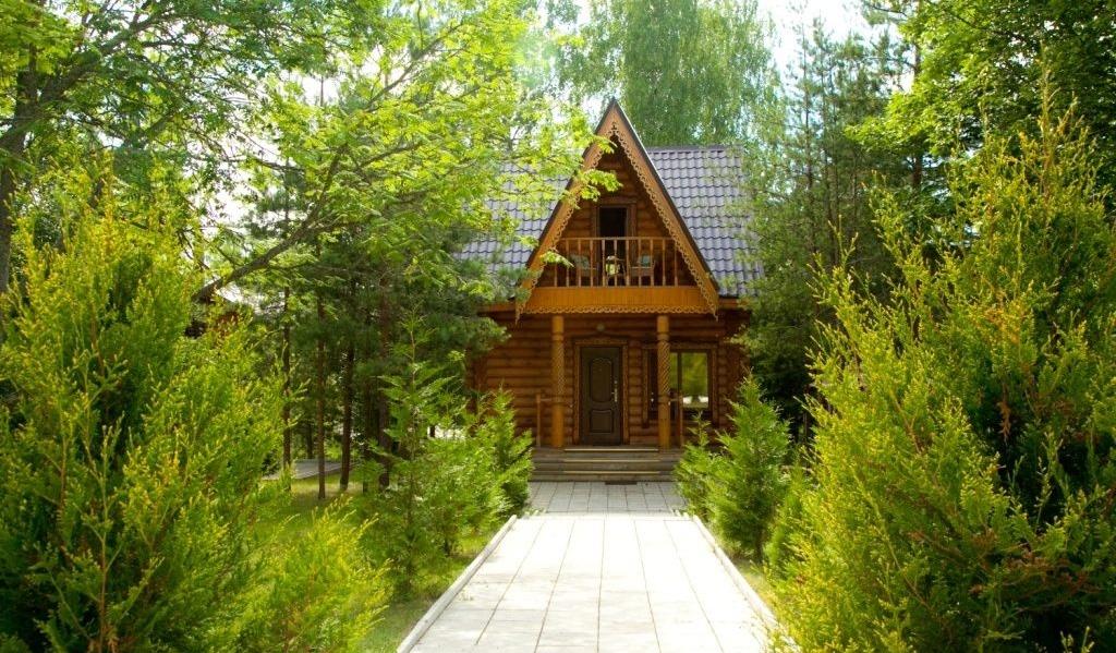 База отдыха «Лесные пруды» Московская область, фото 4