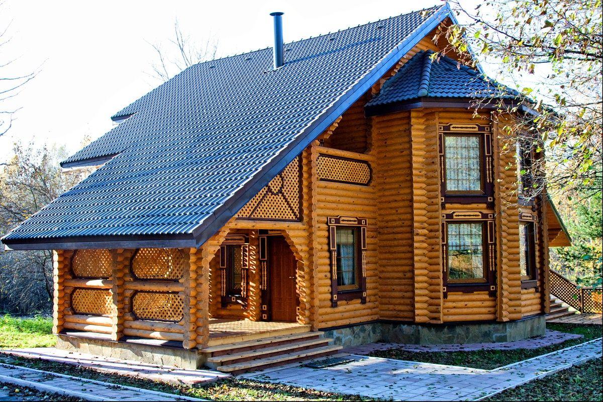 База отдыха «Лесные пруды» Московская область Двухэтажный 4-местный коттедж VIP, фото 1