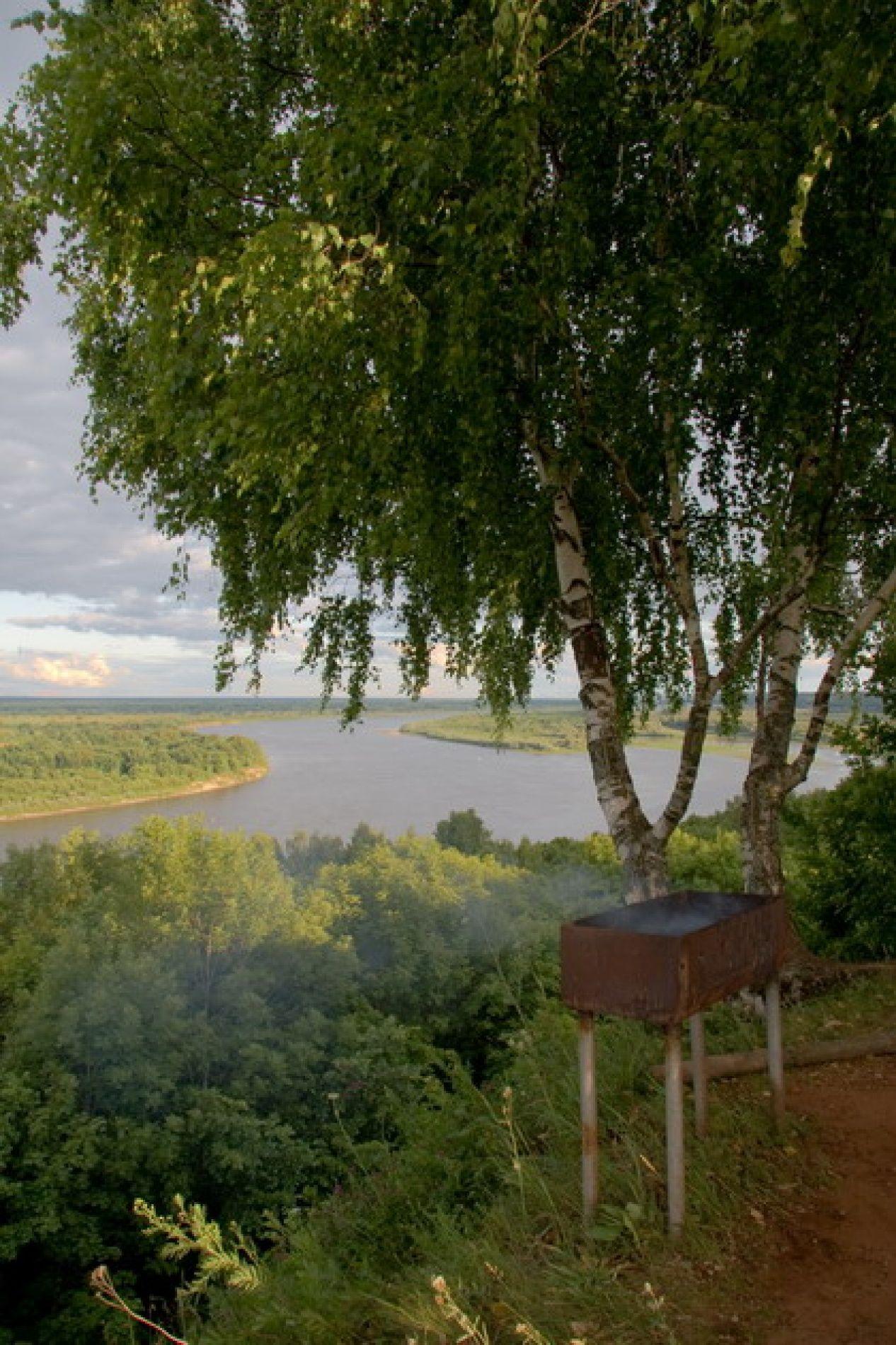 """База отдыха """"Мещерский городец"""" Рязанская область, фото 6"""