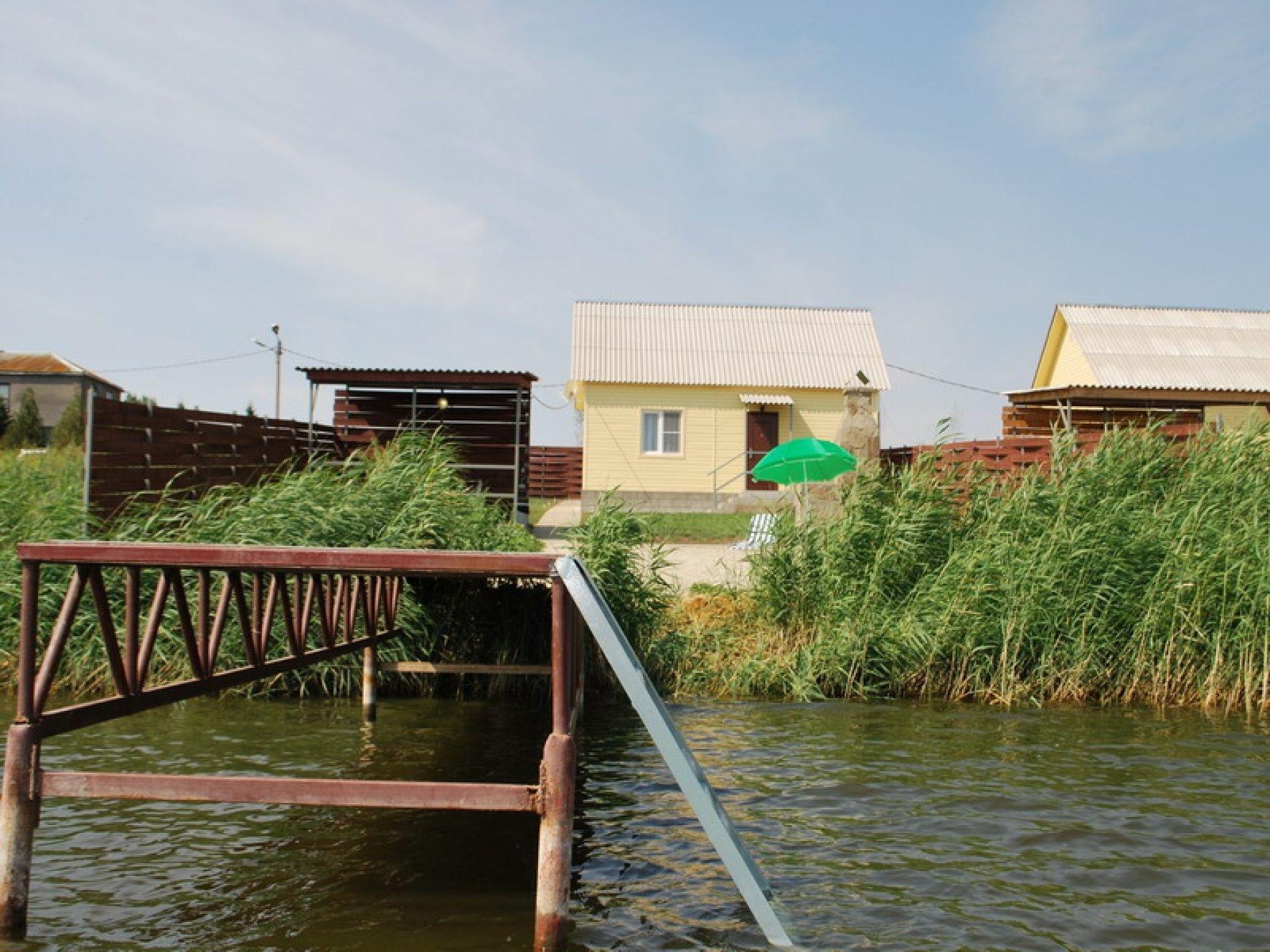 """Рыболовная база """"Нью-Васюки"""" Ростовская область, фото 1"""