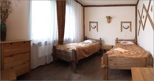Гостевой комплекс «Остров» Республика Карелия Номер 2-местный в гостевом доме, фото 1