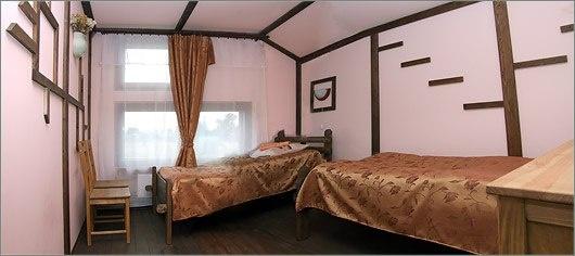 Гостевой комплекс «Остров» Республика Карелия Номер 2-местный в гостевом доме, фото 2