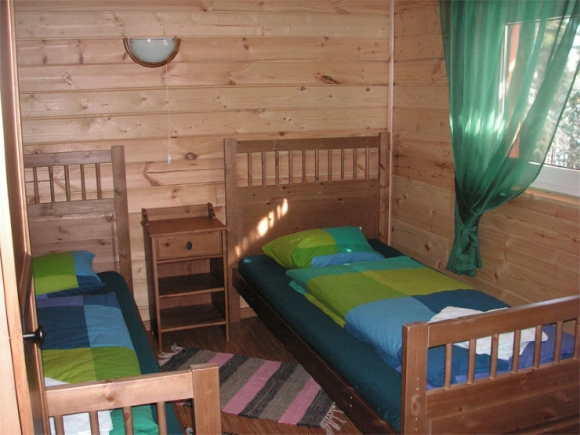 База отдыха «Денисов мыс» Республика Карелия 2-местный номер (№ 4), фото 1