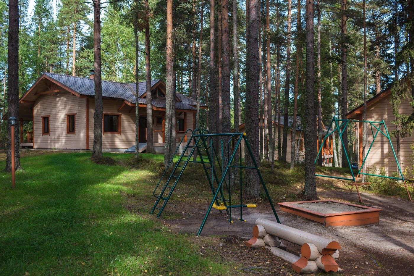 База отдыха «Денисов мыс» Республика Карелия, фото 7