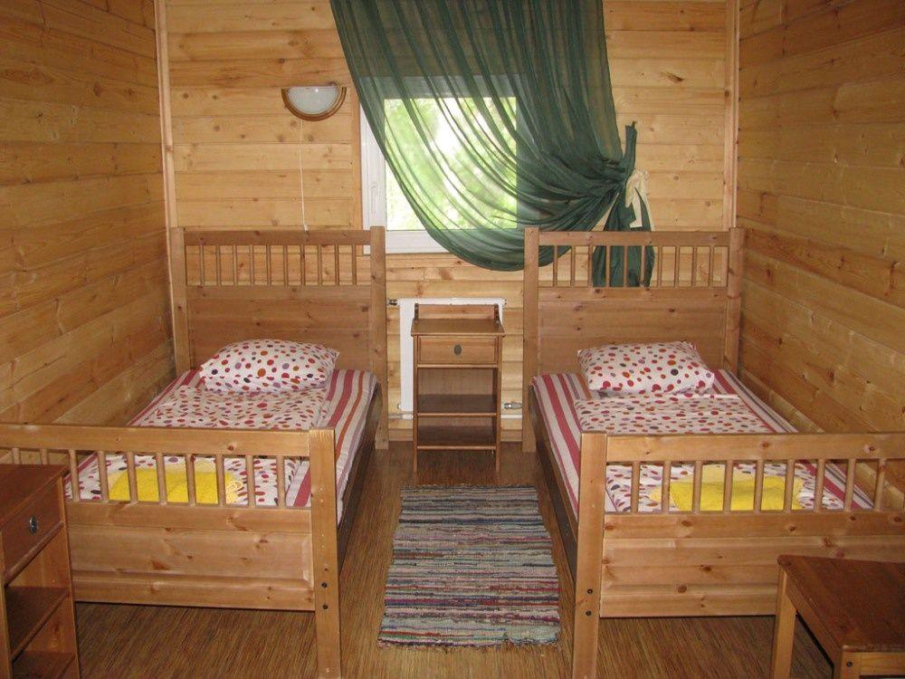 База отдыха «Денисов мыс» Республика Карелия 2-местный номер (№ 4), фото 3