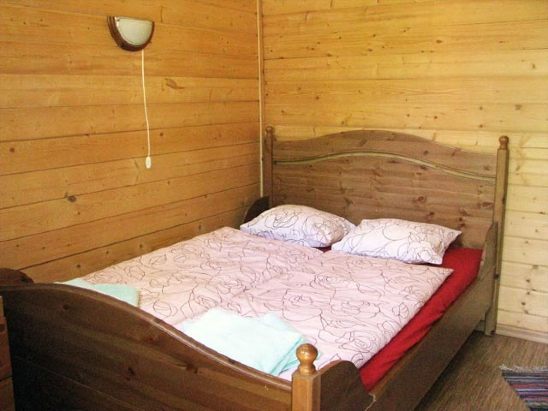 База отдыха «Денисов мыс» Республика Карелия 2-местный номер (№ 1, 2), фото 1