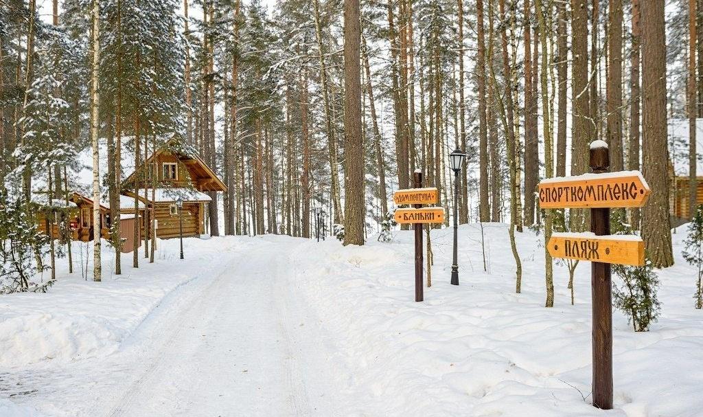 Загородный клуб «Дача» Ленинградская область, фото 24