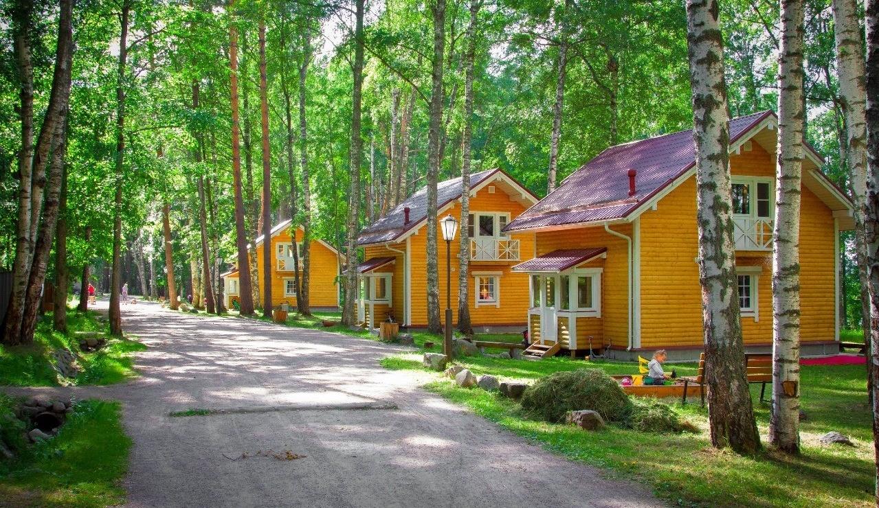 Загородный клуб «Дача» Ленинградская область, фото 2