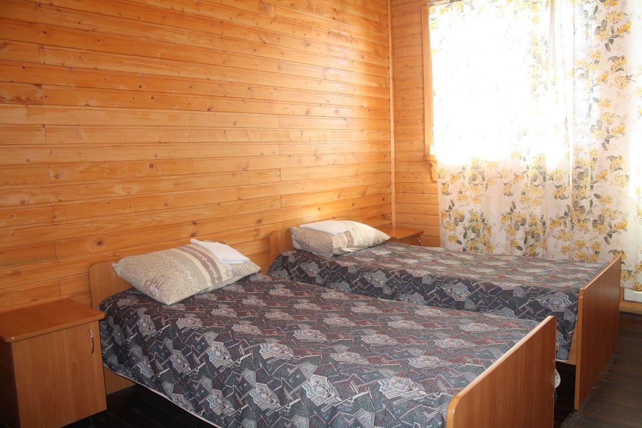 База отдыха «Кемпинг Сандал» Республика Карелия 2-местный номер в летнем корпусе А и Б, фото 2