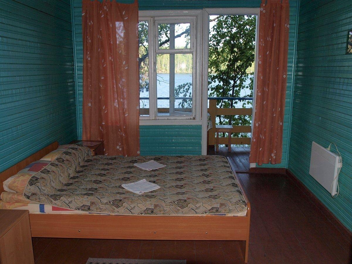 База отдыха «Кемпинг Сандал» Республика Карелия 2-местный номер в летнем корпусе А и Б, фото 3