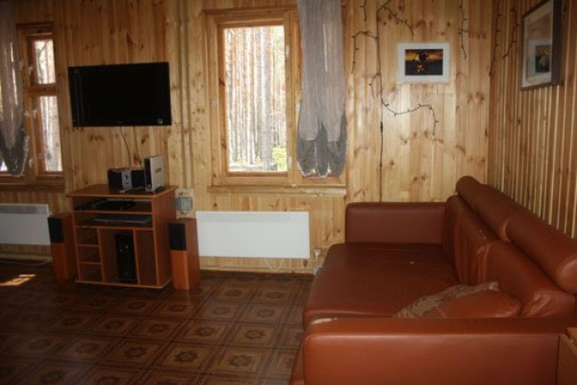 База отдыха «Кемпинг Сандал» Республика Карелия 2-местный номер в гостинице, фото 4