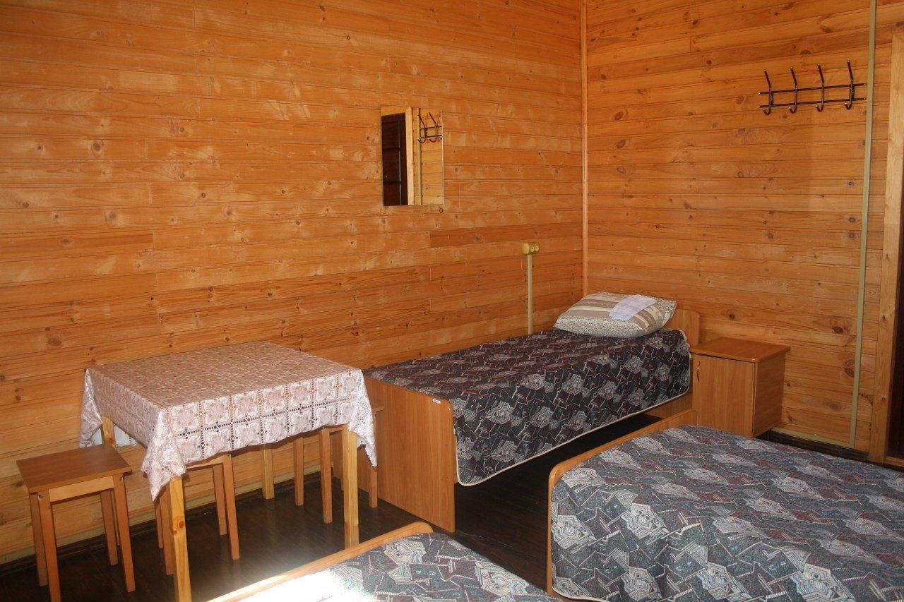 База отдыха «Кемпинг Сандал» Республика Карелия 2-местный номер в летнем корпусе А и Б, фото 4