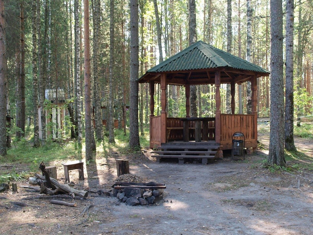 База отдыха «Кемпинг Сандал» Республика Карелия, фото 6