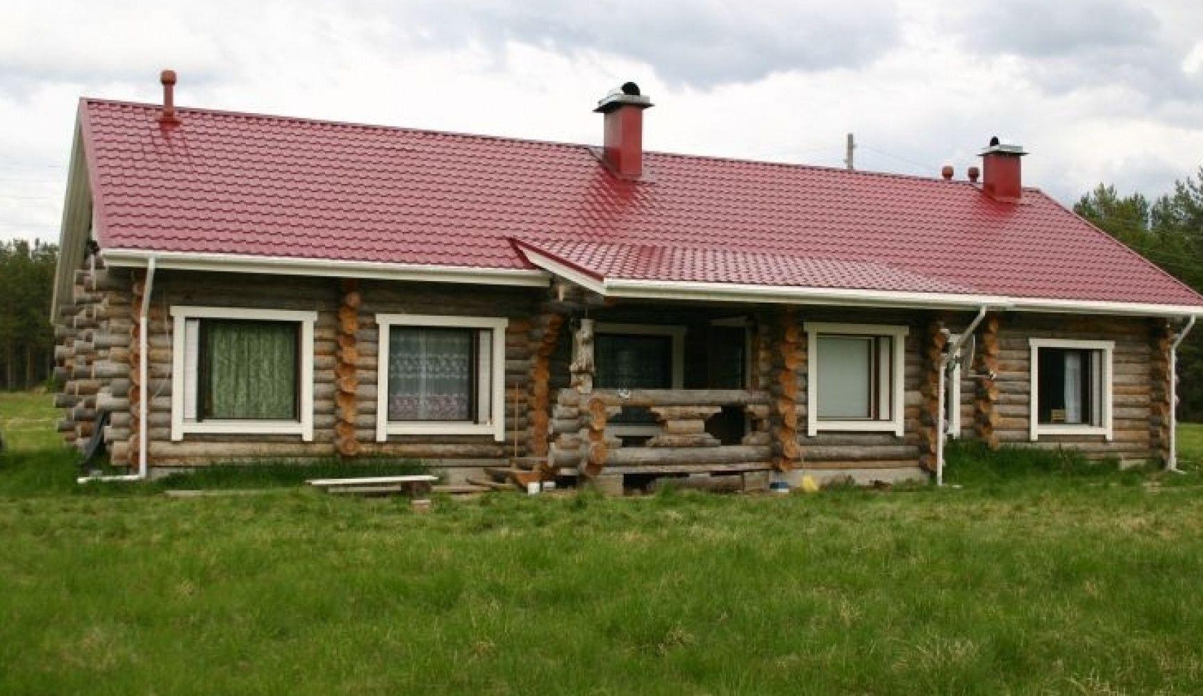 Гостевой дом «Тууликки» Республика Карелия Дом , фото 1