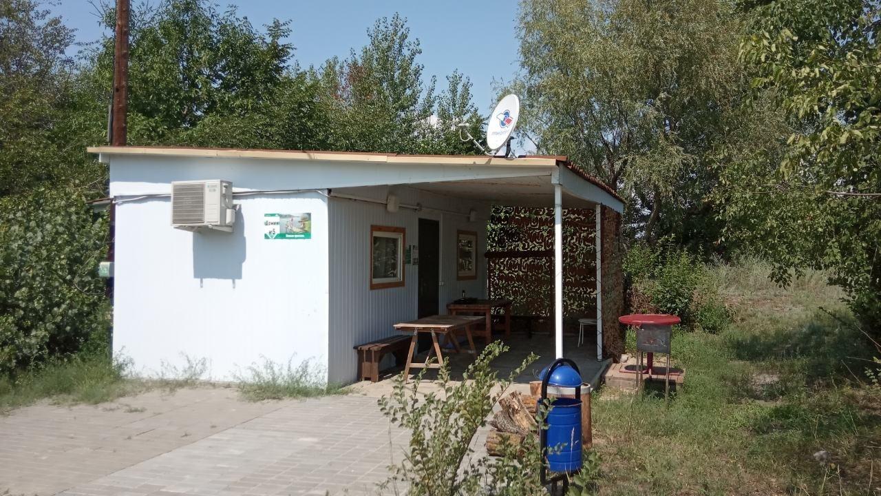 База отдыха «Людмила» Волгоградская область Дом №5 «Клёвая пристань», фото 1