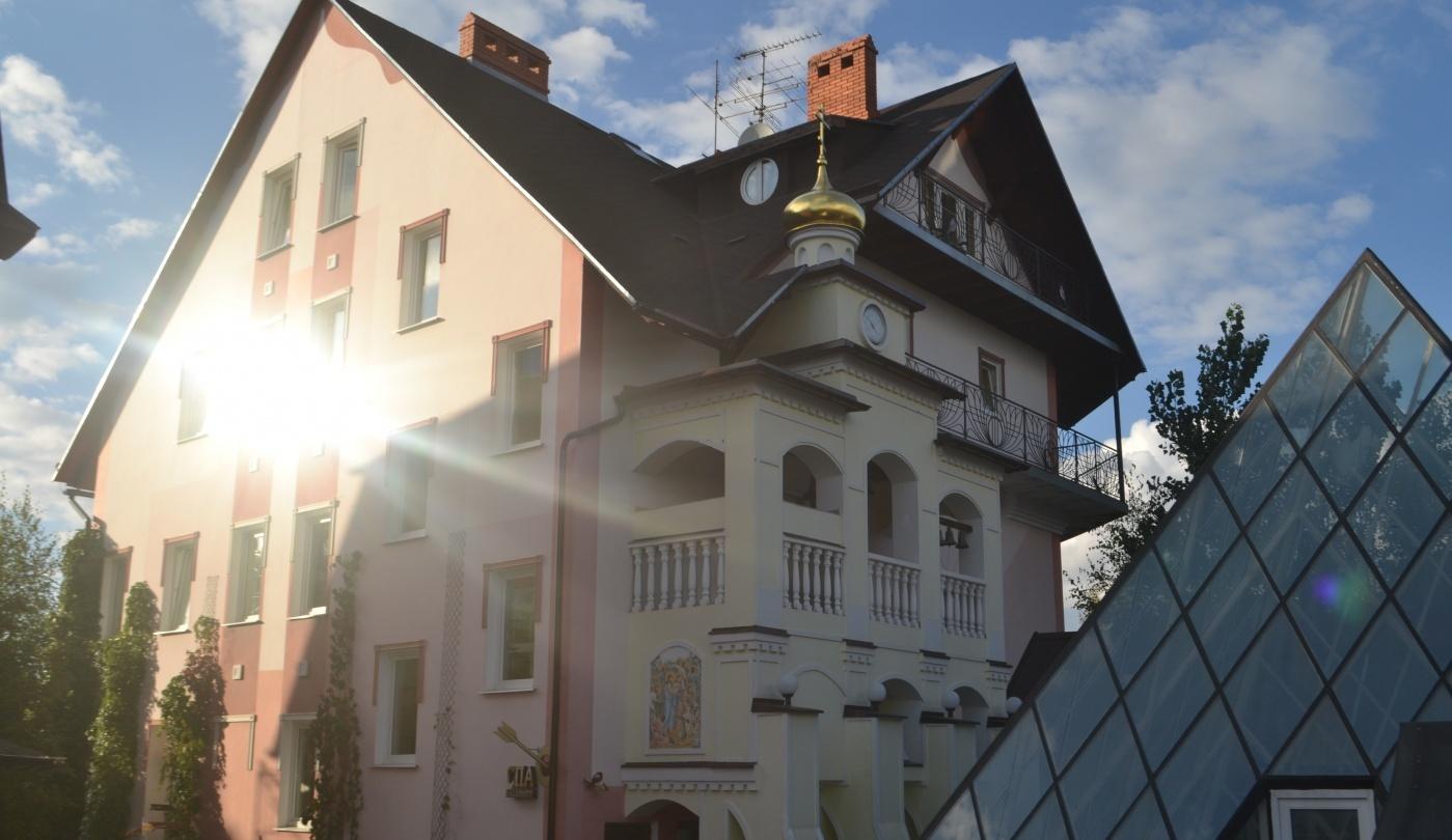 Загородный гостиничный комплекс «Экотель Снегирек» Московская область, фото 1