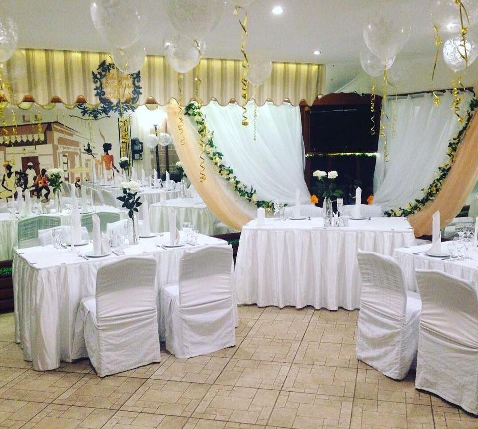 Дом отдыха «Экотель Снегирек» Московская область Малый зал ресторана, фото 1