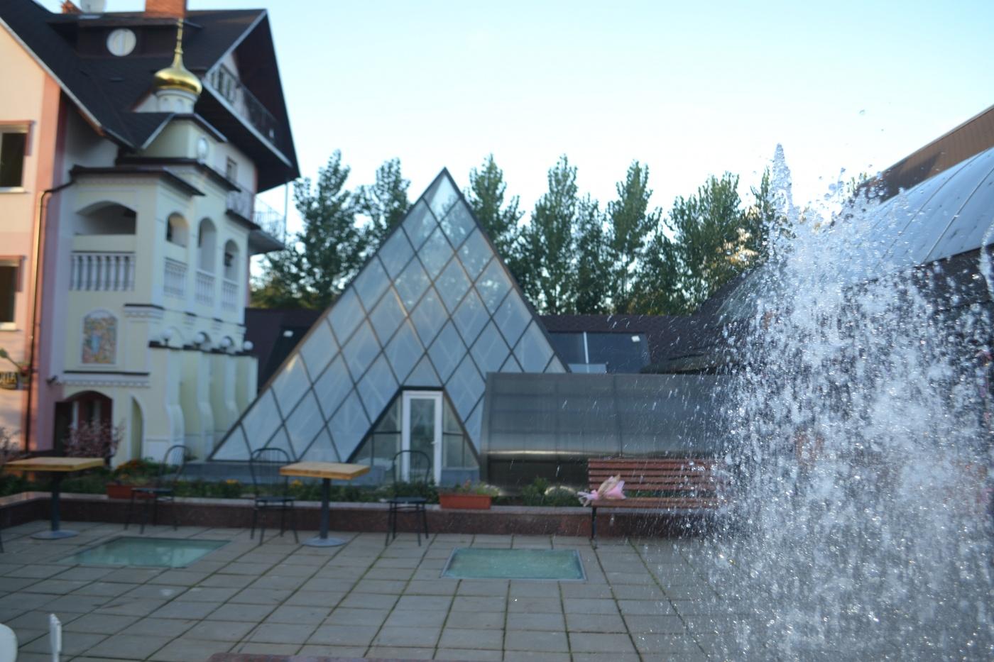 Загородный гостиничный комплекс «Экотель Снегирек» Московская область, фото 7