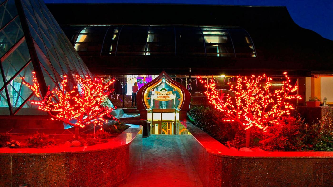 Загородный гостиничный комплекс «Экотель Снегирек» Московская область, фото 8