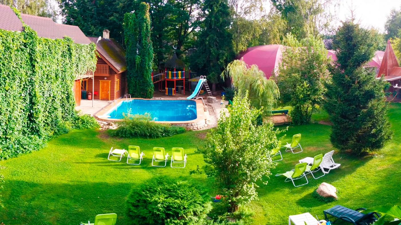 Загородный гостиничный комплекс «Экотель Снегирек» Московская область, фото 11