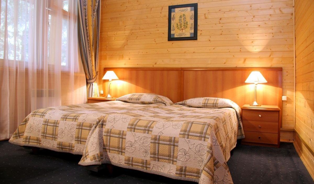 Дачный отель «Истра Holiday» Московская область Стандартный номер (Standard), фото 1