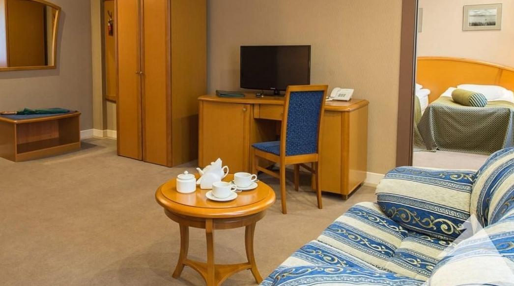Дачный отель «Истра Holiday» Московская область Семейный номер (Family), фото 3