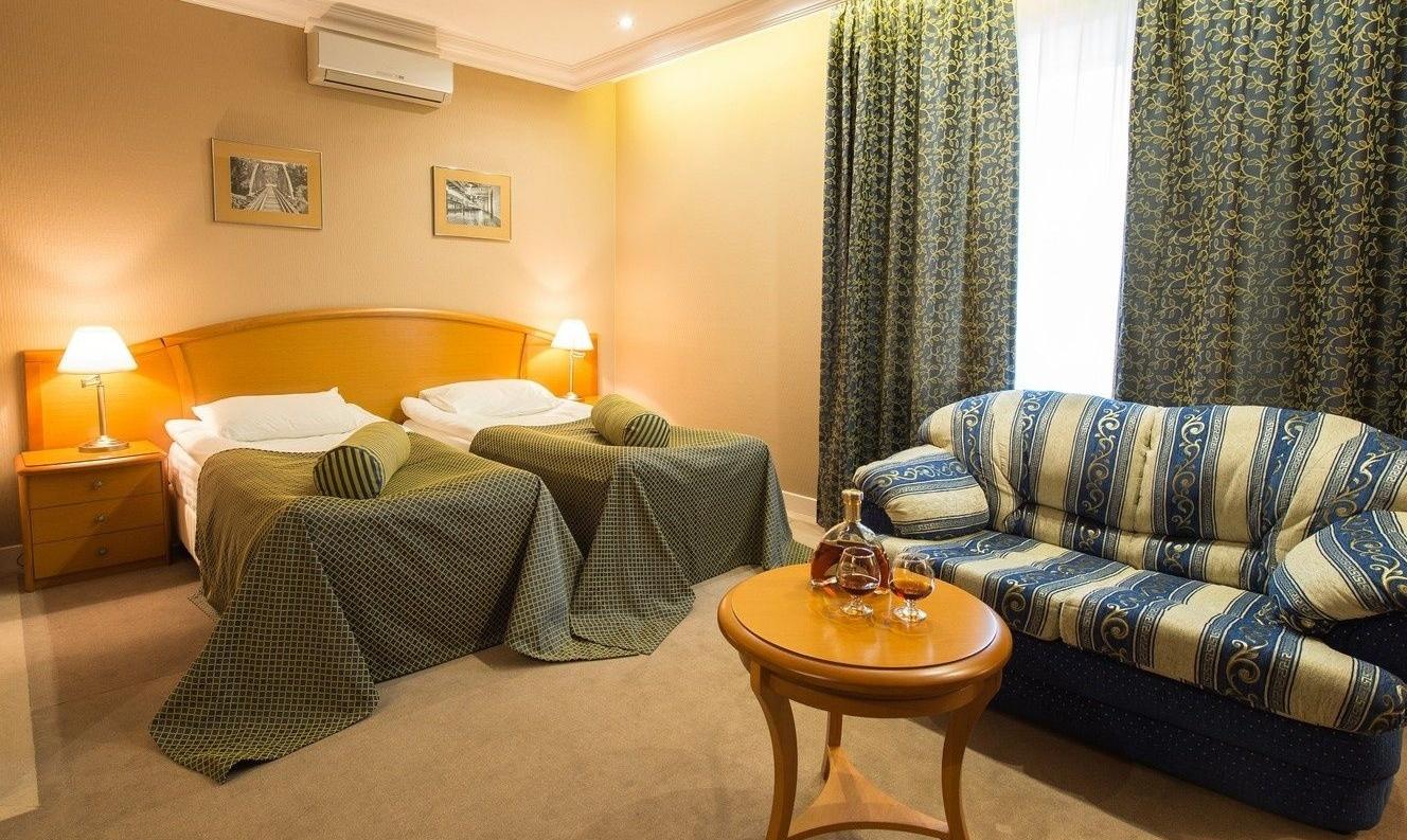 Дачный отель «Истра Holiday» Московская область Стандартный улучшенный номер (Superior) , фото 1