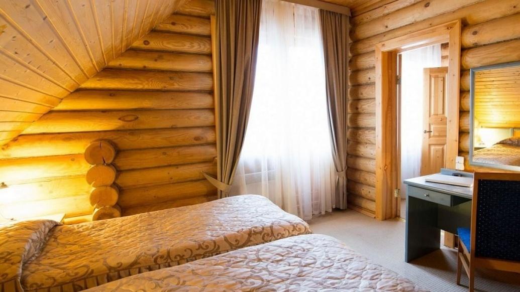 Дачный отель «Истра Holiday» Московская область Коттедж «Апартаменты», фото 2
