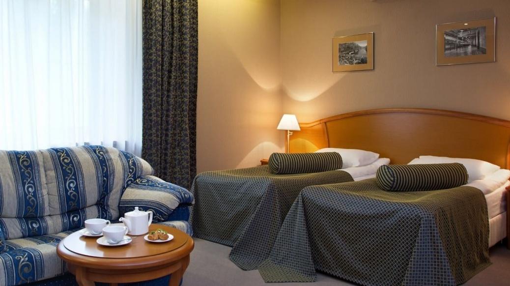 Дачный отель «Истра Holiday» Московская область Стандартный улучшенный номер (Superior) , фото 2