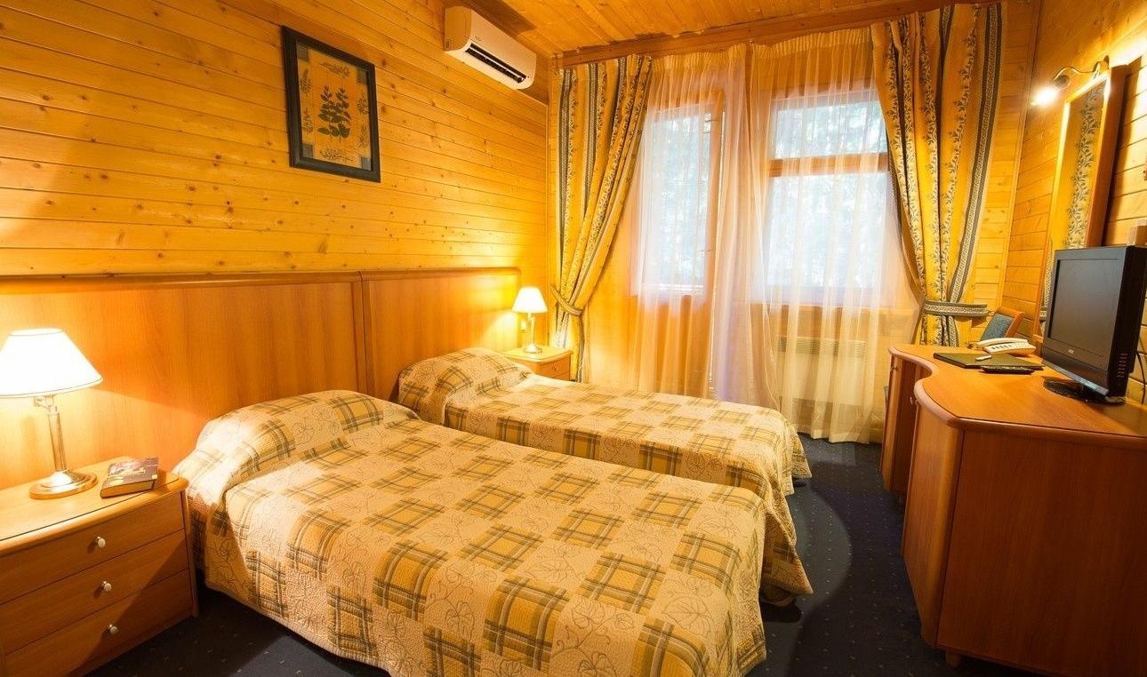 Дачный отель «Истра Holiday» Московская область Стандартный номер (Standard), фото 2