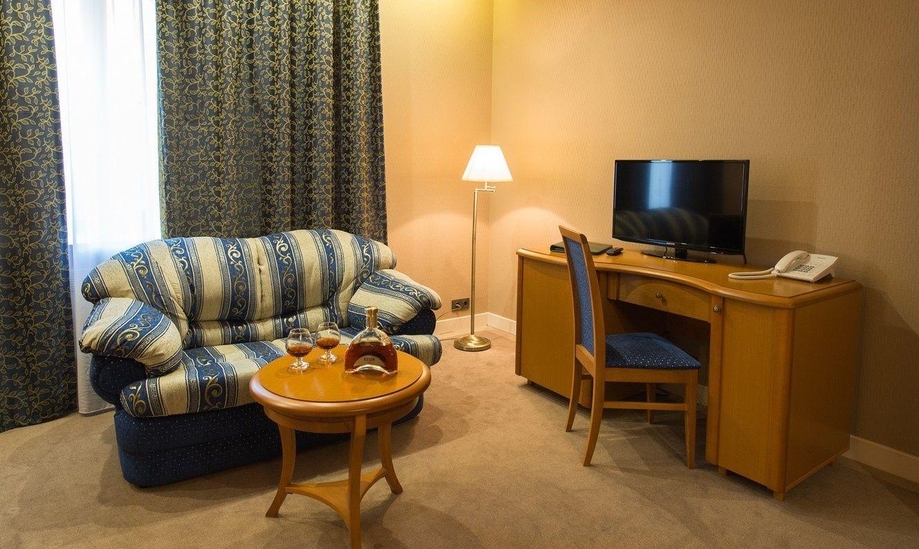 Дачный отель «Истра Holiday» Московская область Стандартный улучшенный номер (Superior) , фото 4