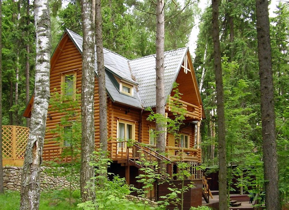 Дачный комплекс «Лада Holiday» Московская область VIP-коттедж, фото 1