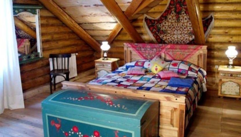 """Загородный отель """"Таежные дачи"""" Московская область Мансарда - лофт на даче, фото 1"""