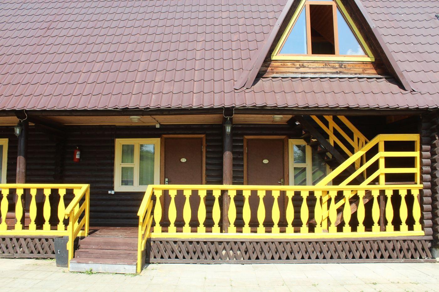 Коттеджный комплекс «Шиболово-Горки» Московская область 2-комнатный 2-местный номер (№ 1-10), фото 1