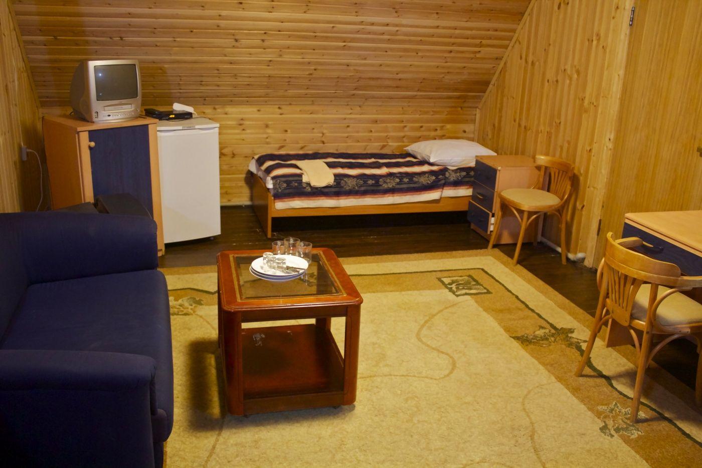 Коттеджный комплекс «Шиболово-Горки» Московская область 2-комнатный 3-местный номер (№ 12, 14), фото 3