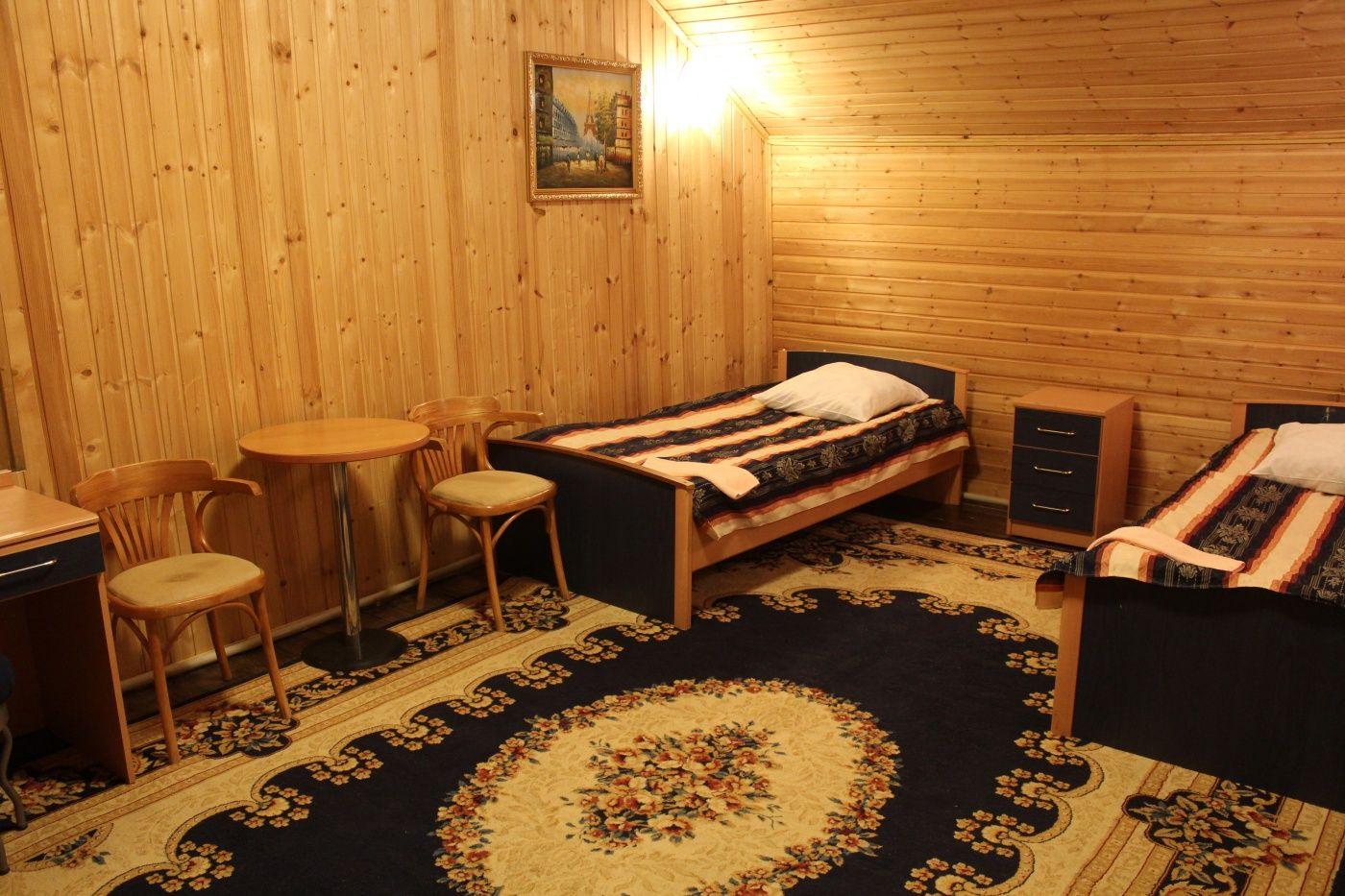 Коттеджный комплекс «Шиболово-Горки» Московская область 3-комнатный 5-местный номер (№ 11, 13), фото 3