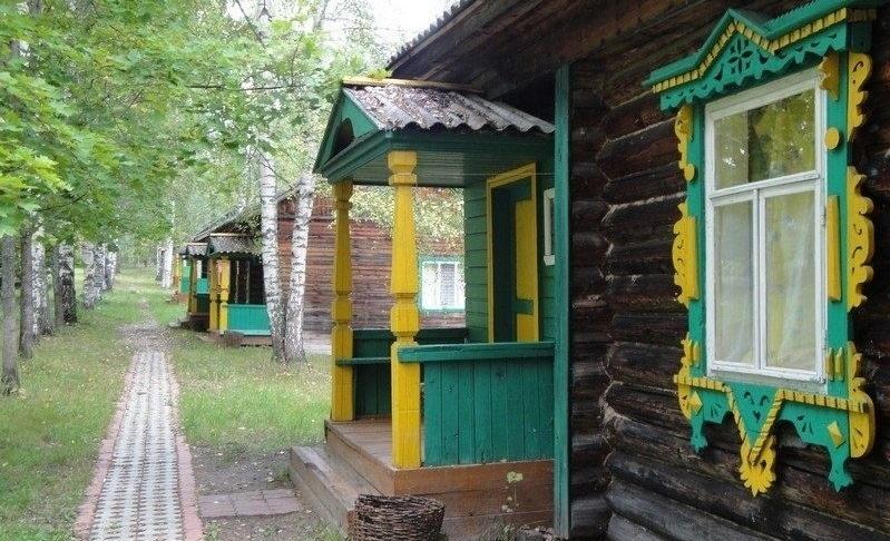 Центр отдыха «Подсолнухи» Нижегородская область Летний дом, фото 2